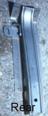 Willys America Truck Bed Rear Stake Pockets For Willys